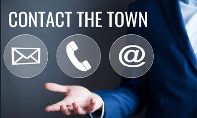 CONTACT THE TOWN