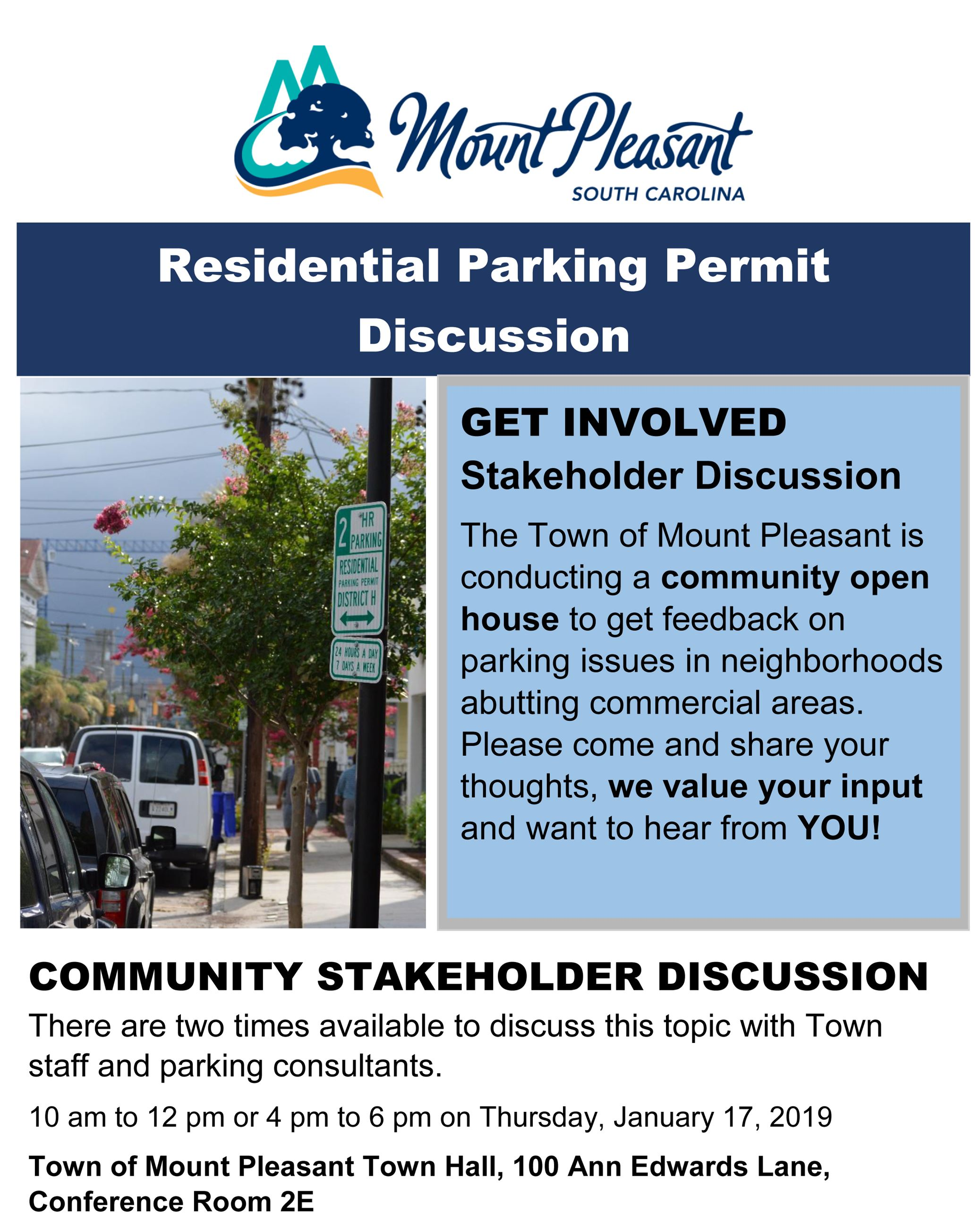 011719_Parking_Permit_Discussion