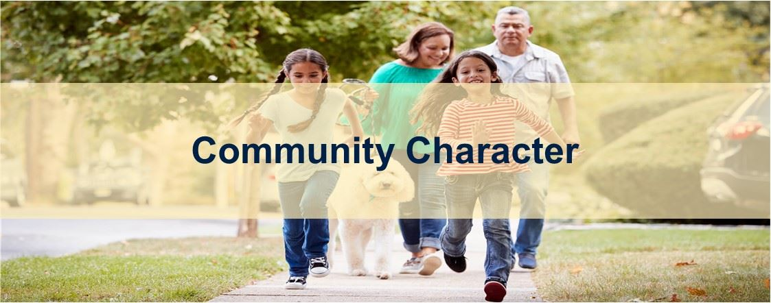 Community Character real pic